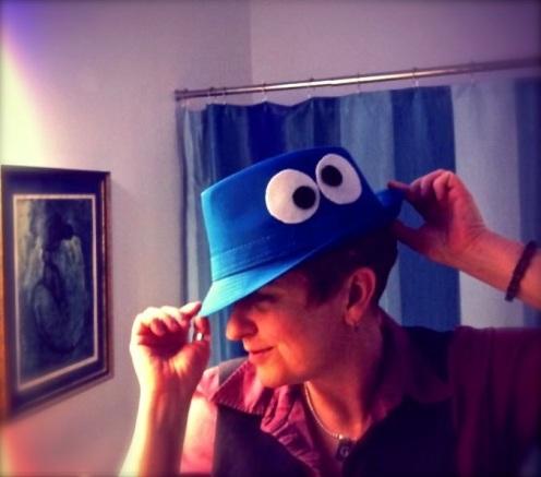 Cookie Monster Me